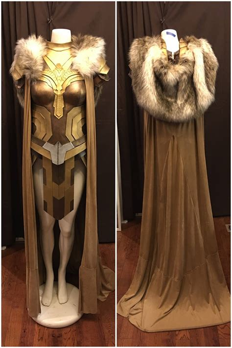 The Making of a Queen Hippolyta Costume « Adafruit