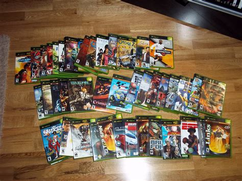 A bunch of original xbox games in US - Buy, Sell, and