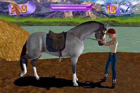 Barbie Horse Adventures Game for PS2, Xbox 360 & Gameboy