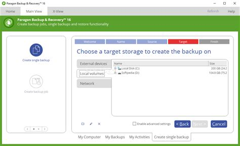 Download Paragon Backup & Recovery 16 10