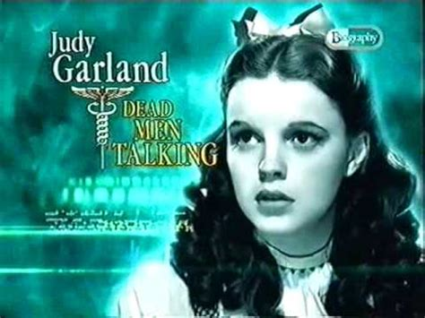 What Killed Judy Garland 1 - YouTube