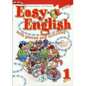 Easy English with Games and Activities 1 pdf ebook class