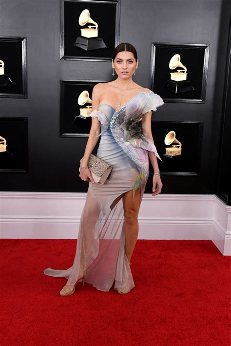 Blanca Blanco - The Most Daring Dresses At The 2019 Grammy