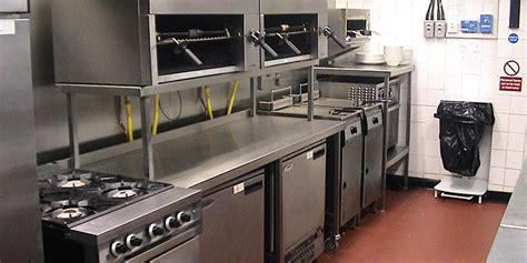 Commercial Catering Equipment Suppliers in The UK