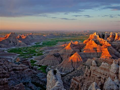 National Park In Southwestern South Dakota Ith The Largest