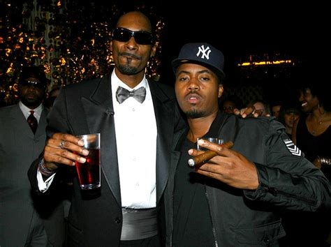 Snoop Dogg and Nas' First Meeting Almost Got Nas Shot
