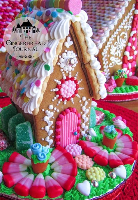 Gingerbread House | The Gingerbread Journal | How to make