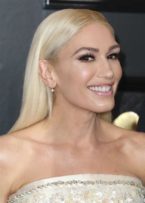 Gwen Stefani Attends the 62nd Annual Grammy Awards at