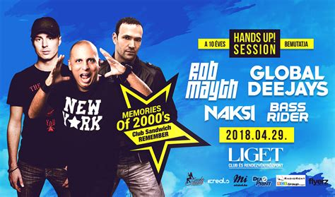 Memories Of 2000's | Global Deejays | Rob Mayth - | Jegy