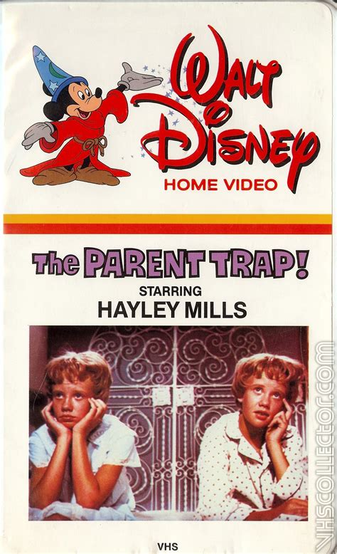 The Parent Trap! | VHSCollector