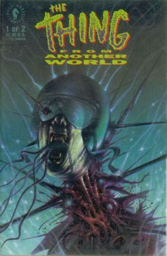 The Thing from Another World Comic | eBay