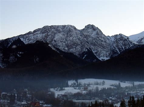 Giewont Mountain Information