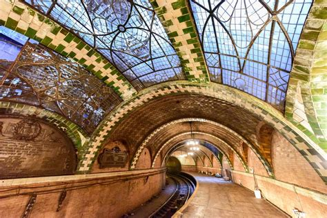 The Most Fascinating Abandoned Subway Stations in New York
